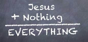 Jesus +Nothing: The Message of The New Covenant